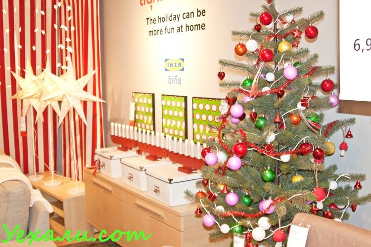 IKEA Bangna. Новый год в Паттайе