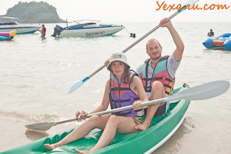 Хат Нанг Рам: самый чистый пляж Паттайи