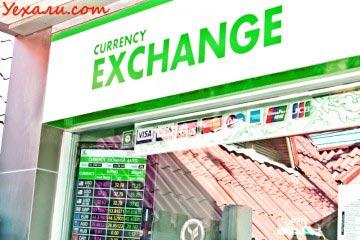 Dollar exchange rate in Pattaya