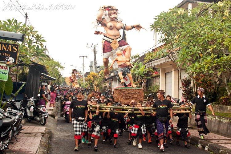 Ньепи Ого-ого Индонезия