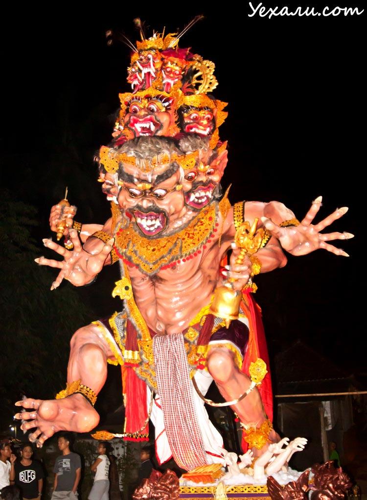 Фестиваль Ого-Ого на Бали