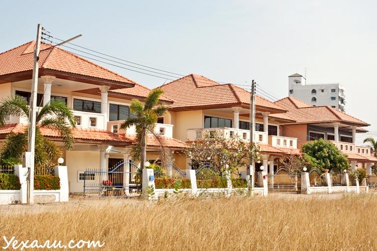 Дома в аренду в Паттайе