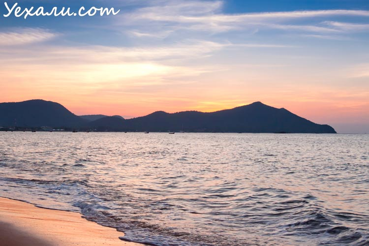 Фото пляжа Пратамнак в Паттайе