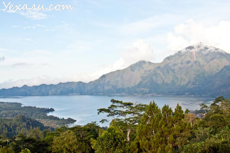 Agung Volcano Bali