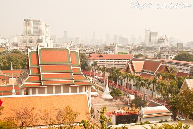 Фото Бангкока, Ват Сакет