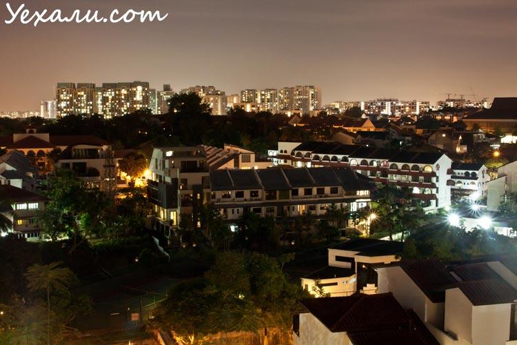 Каучсерфинг в Сингапуре. Наши отзывы.