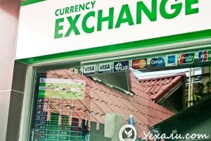 Курс доллара к бату в Kasikorn bank