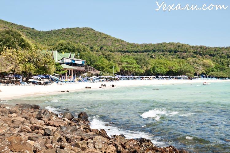 Летом в Тайланде мало туристов