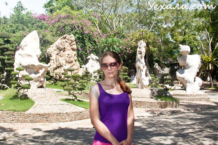 Парк миллионолетних камней в Паттайе
