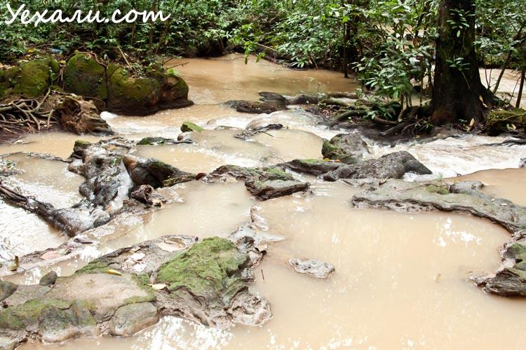 Национальный парк Танбоккорани, Таиланд