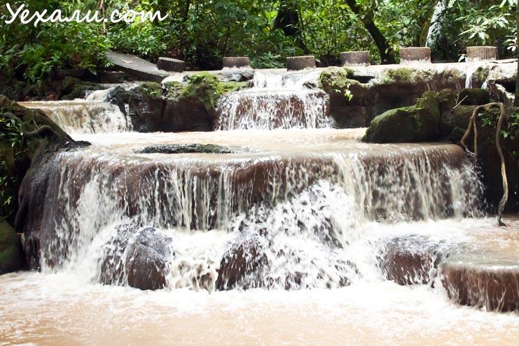 Национальный парк Танбоккорани, Тайланд