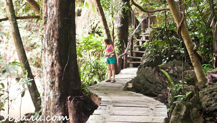 Достопримечательности Краби: национальный парк Танбоккорани