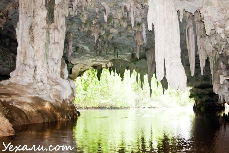 Путешествие в Краби: пещера Там Лот