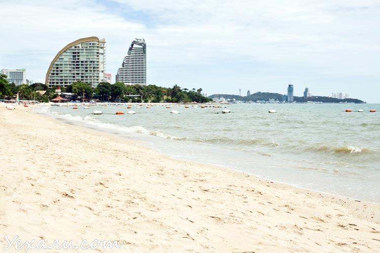 Пляжи Паттайи: Вонгамат