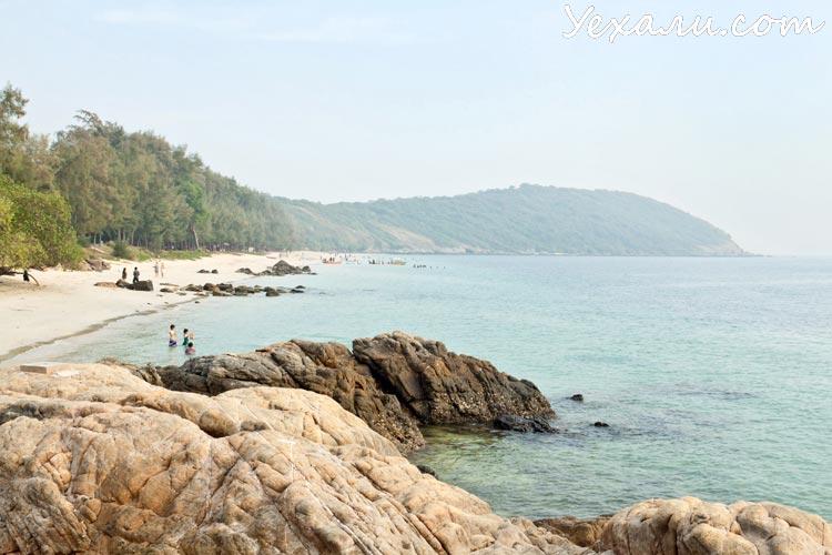 Пляж Хат Нанг Рам: лучший пляж Паттайи