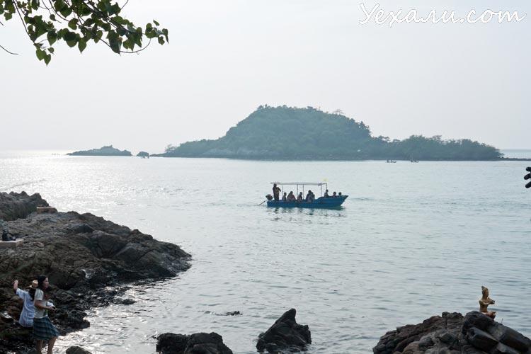 Хат Нанг Рам: лучший пляж Паттайи