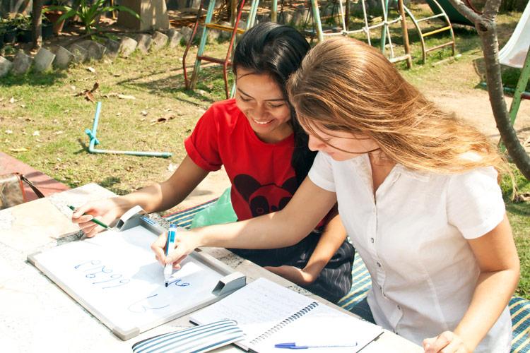 изучение тайского языка с носителем