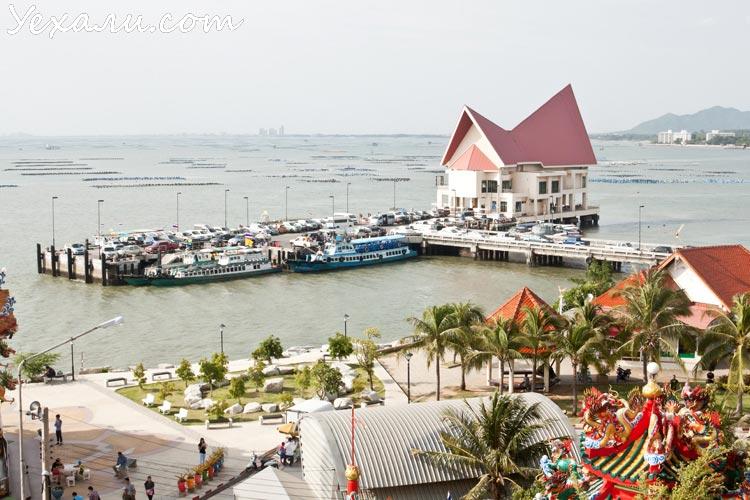 Остров Ко Лой (Ko Loi)