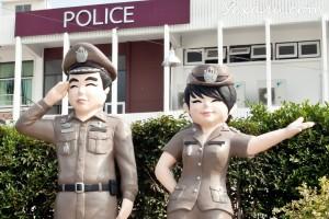 Pattaya Police