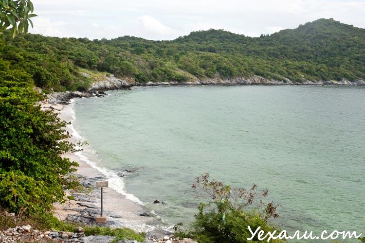 день рождения в тайланде: остров Ко Сичанг