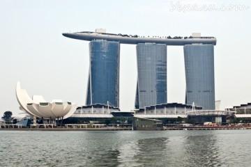 Интересные факты о Сингапуре: Marina Bay Sands