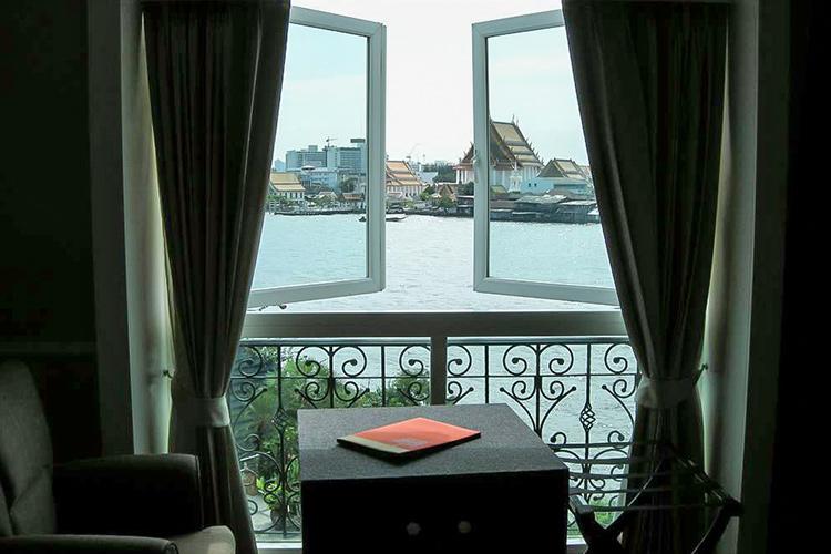 Лучшие отели Бангкока на Новый год: Aurum The River Place.