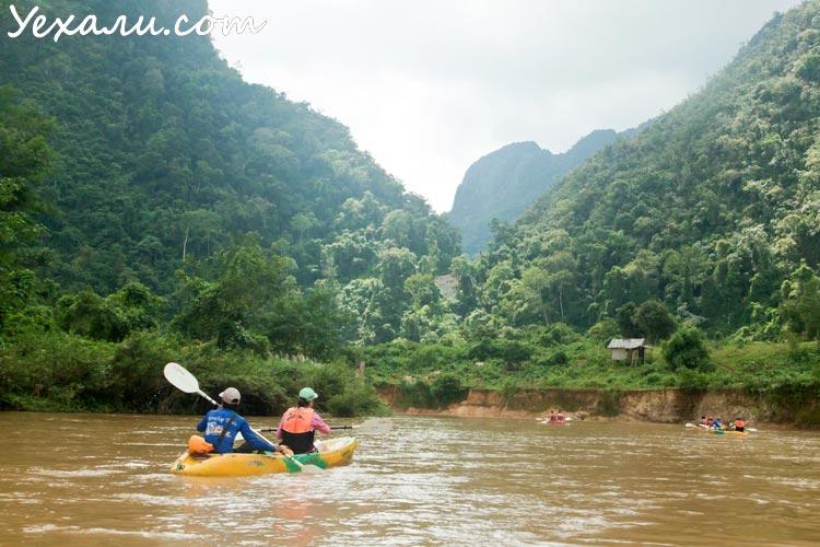 Экскурсии в Лаосе