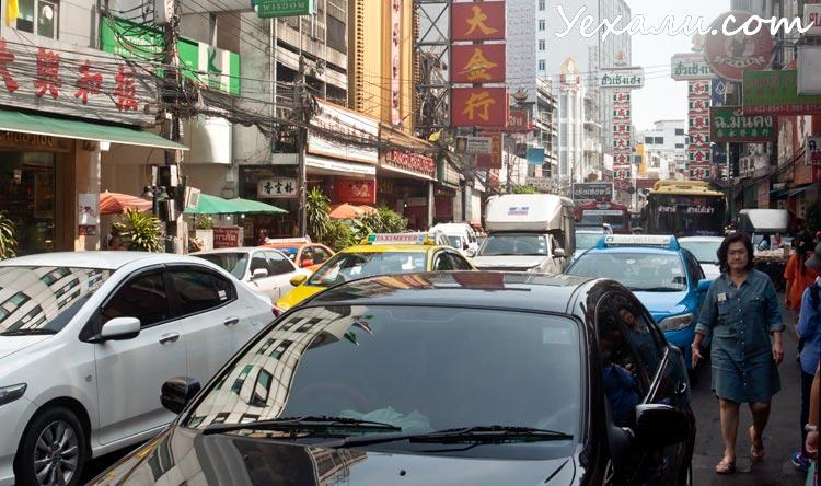 Экскурсия в Бангкок из Паттайи: Чайнатаун