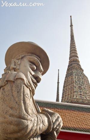 Экскурсия из Паттайи в Бангкок: Ват По