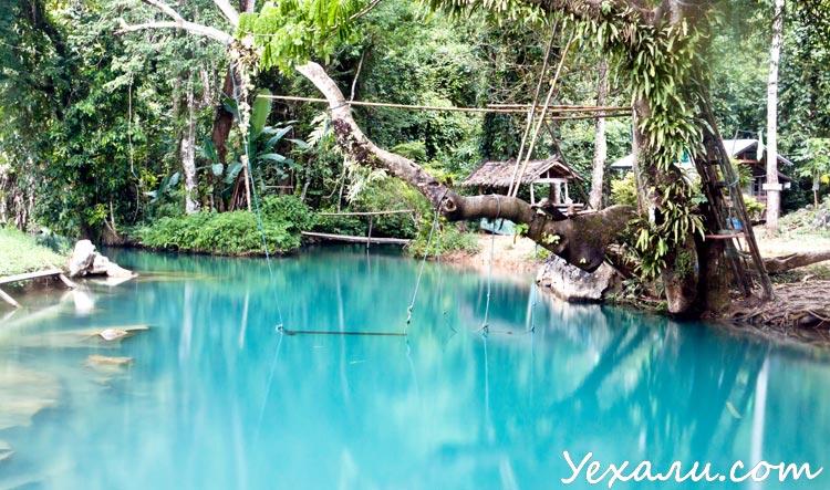 Куда поехать отдыхать за границу: Лаос