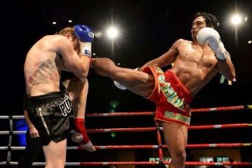Тайский бокс в Паттайе
