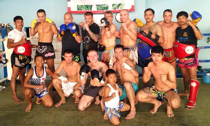 Тренер по тайскому боксу в Паттайе