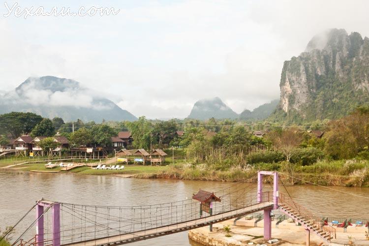 Лучшие отели Лаоса