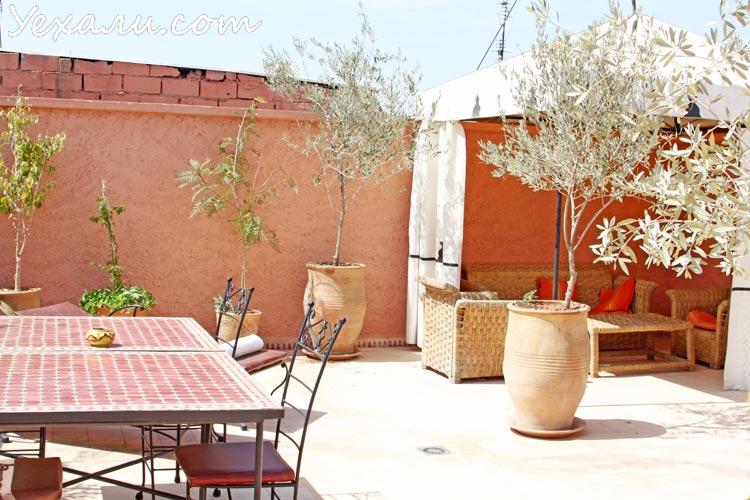 Лучшие отели Марракеша: Riad Dar Alsaad