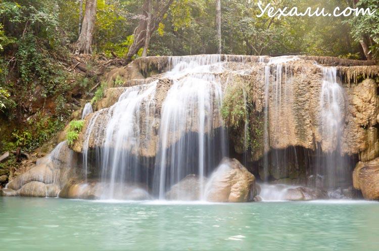 Как сэкономить в Тайланде: водопад Эраван