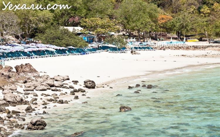 Как отдохнуть в Паттайе бюджетно: остров Ко Лан