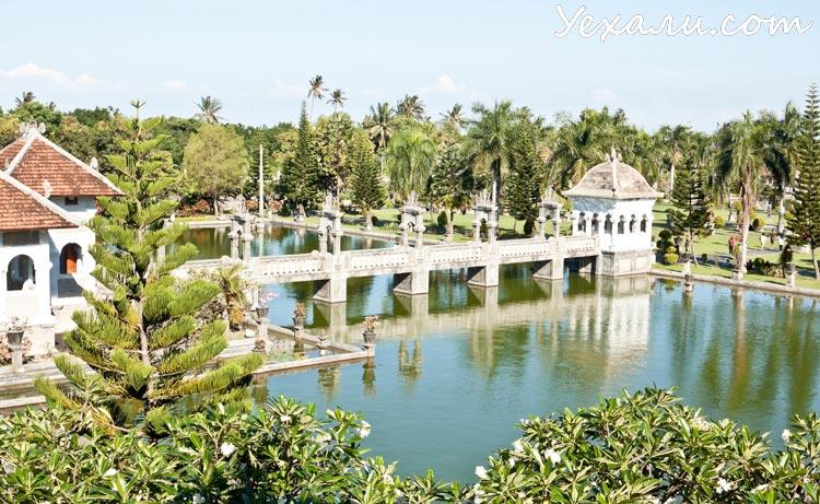 Таман Уджунг, Бали