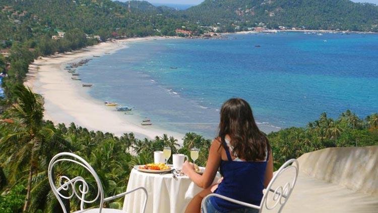 Остров Ко Тао, Тайланд