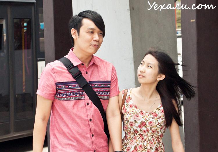 сингапурцы фото