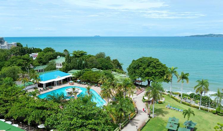 Лучшие отели на Пратамнаке, Паттайя: Asia Pattaya Hotel.