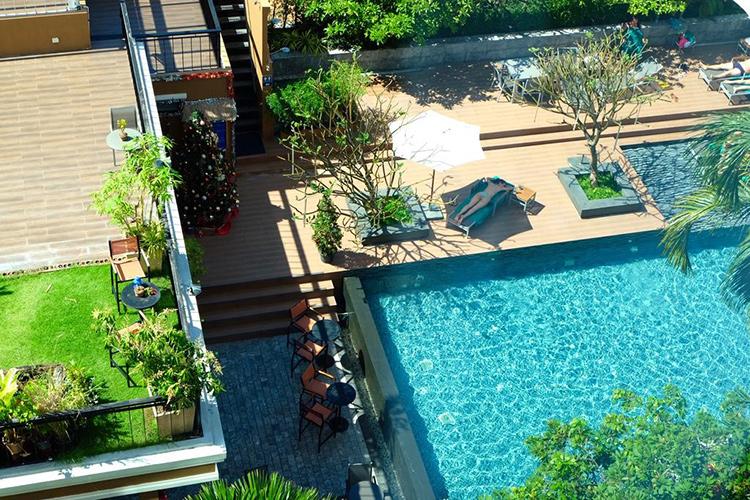 Лучшие отели южной Паттайи (Тайланд): Grand Scenaria Hotel.