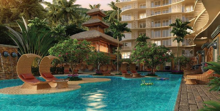 Как купить квартиру в Паттайе: кондоминиум Seven Seas.