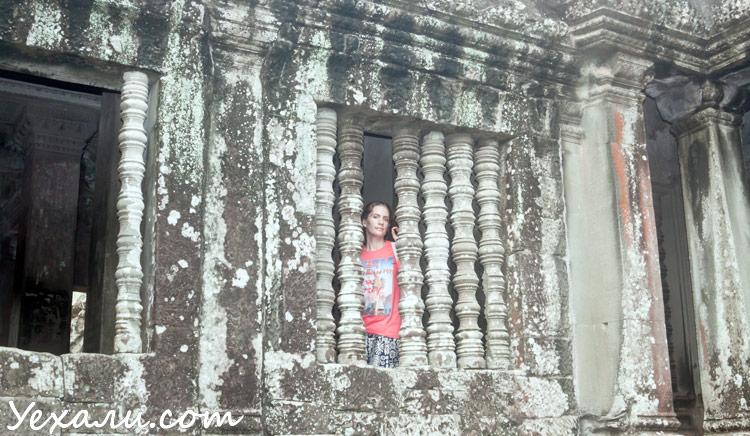 Ангкор Ват, Камбоджа, фото