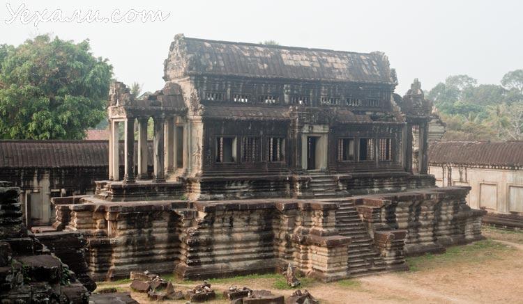 Самостоятельная поездка в Камбоджу: Ангкор Ват