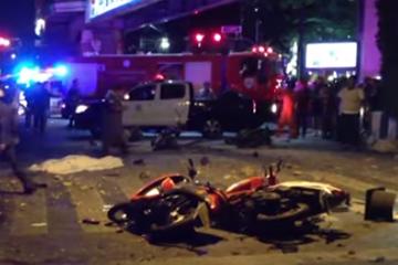 Взрыв в Бангкоке 17 августа 2015 года