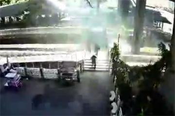 Новые взрывы в Бангкоке