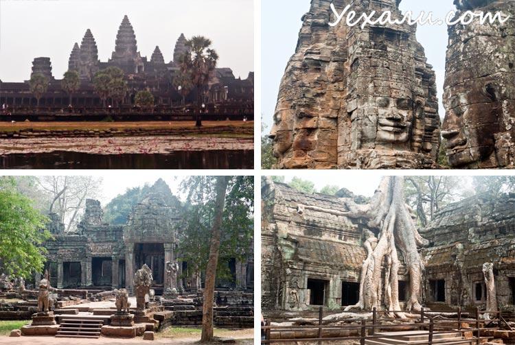 Экскурсия из Паттайи в Камбоджу