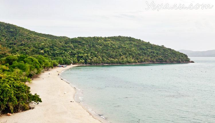 Лучшие экскурсии в Паттайе: Военный пляж