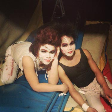 Камбоджийский цирк Phare