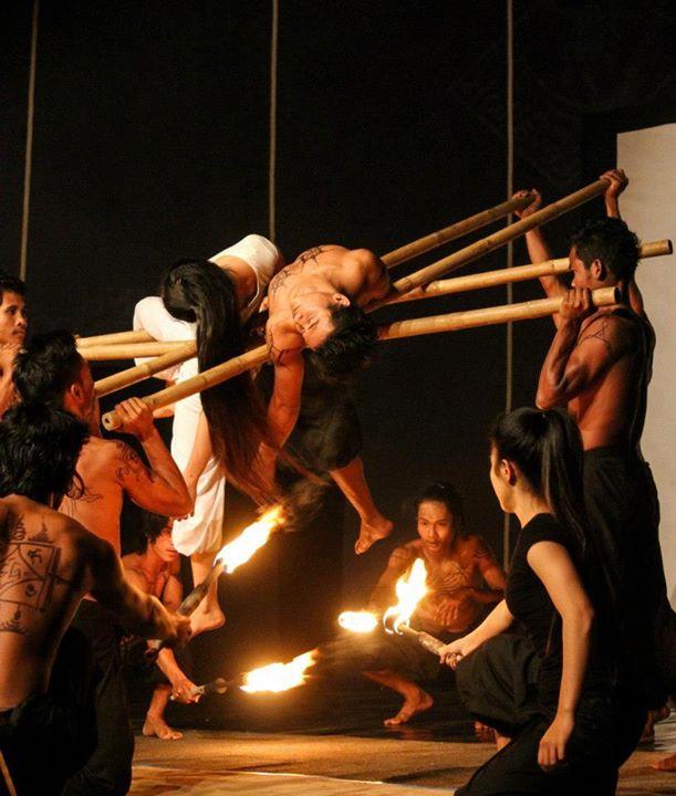 Цирк в Сием Рипе